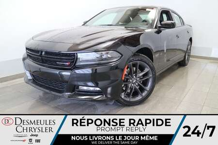 2021 Dodge Charger SXT AWD * NAVIGATION * TOIT OUVRANT * CUIR * for Sale  - DC-21435  - Blainville Chrysler