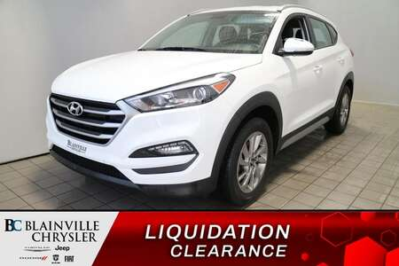2018 Hyundai Tucson CAM RECUL * BLUETOOTH * SIEGES/VOLANT CHAUFFANTS for Sale  - BC-21224A  - Blainville Chrysler