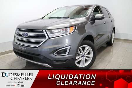 2018 Ford Edge SEL AWD * CAMERA DE RECUL * SIEGES CHAUFFANTS * for Sale  - DC-C2377  - Blainville Chrysler
