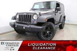 2018 Jeep Wrangler JK Sport 4X4 * TOIT RIGIDE * AIR CLIMATISÉ * CRUISE *  - DC-R3047  - Blainville Chrysler