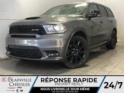 2018 Dodge Durango R/T AWD * 7 PASSAGERS * SIEGES VENTILEES + CHAUFF.  - BC-21812A  - Desmeules Chrysler