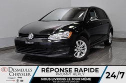 2016 Volkswagen Golf TSI Comfortline * Cam Rec * Sièges Chauf * 75$/Sem  - DC-A1515  - Desmeules Chrysler