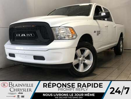 2019 Ram 1500 SLT CLASSIC * CREW CAB * BTE STANDARD * 6 PASS. * for Sale  - BC-21828A  - Desmeules Chrysler