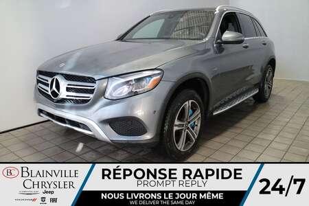 2018 Mercedes-Benz GLC GLC 350e * CAMERA 360 * TOIT PANO * GPS * for Sale  - BC-21211A  - Blainville Chrysler