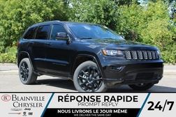 2021 Jeep Grand Cherokee LIMITED * VOLANT + SIEGES CUIR CHAUFFANT *  - BC-21703  - Blainville Chrysler