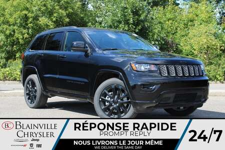 2021 Jeep Grand Cherokee LIMITED * VOLANT + SIEGES CUIR CHAUFFANT * for Sale  - BC-21703  - Blainville Chrysler