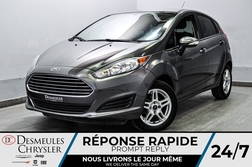 2017 Ford Fiesta SE * SIEGES CHAUFFANTS * BLUETOOTH * CRUISE  * A/C  - DC-C2285  - Desmeules Chrysler