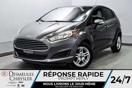 2017 Ford Fiesta SE * SIEGES CHAUFFANTS * BLUETOOTH * CRUISE  * A/C for Sale  - DC-C2285  - Blainville Chrysler