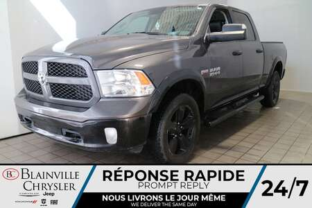 2016 Ram 1500 4WD Crew Cab * SIEGES CHAUFFANTS * CAM RECUL * for Sale  - BC-M2032  - Blainville Chrysler