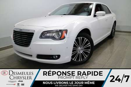 2013 Chrysler 300 300S AWD * NAVIGATION * UCONNECT 8.4 PO * CRUISE * for Sale  - DC-S2545  - Blainville Chrysler