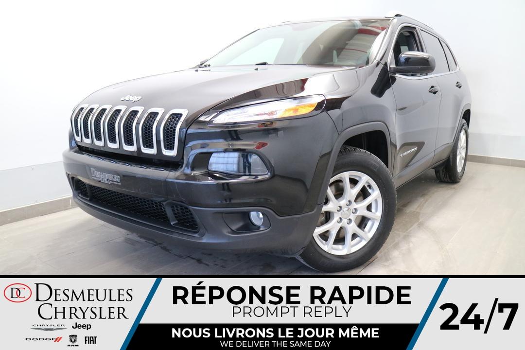 2017 Jeep Cherokee  - Blainville Chrysler
