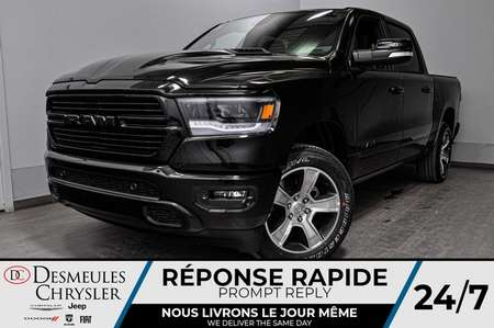 2020 Ram 1500 Sport Crew Cab+ BANCS CHAUFF + BLUETOOTH *152$/SEM for Sale  - DC-20211  - Desmeules Chrysler