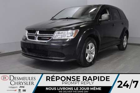 2013 Dodge Journey CVP/SE Plus + a/c + bluetooth for Sale  - DC-91219A  - Desmeules Chrysler