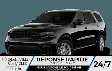 2021 Dodge Durango R/T AWD * ENS. BLACKTOP * for Sale  - DC-C823628  - Blainville Chrysler
