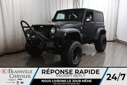 2014 Jeep Wrangler Sport * CRUISE * BLUETOOTH * WOW  - BC-C1726A  - Desmeules Chrysler