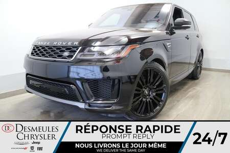 2018 Land Rover Range Rover HSE SUPERCHARGED AWD * NAVIGATION * TOIT PANO * for Sale  - DC-LUDO018  - Blainville Chrysler