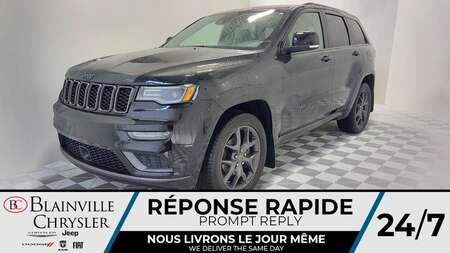 2020 Jeep Grand Cherokee LIMITED X * CUIR * TOIT * GPS * 4X4 * UCONNECT for Sale  - BC-A2482  - Blainville Chrysler