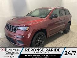 2021 Jeep Grand Cherokee Limited X V6 * CUIR VENTILLÉ * TOIT PANORAMIQUE  - BC-21523  - Blainville Chrysler