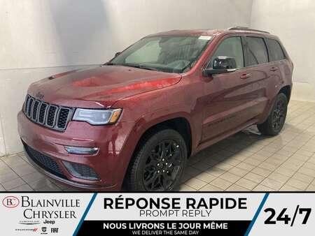 2021 Jeep Grand Cherokee Limited X V6 * CUIR VENTILLÉ * TOIT PANORAMIQUE for Sale  - BC-21523  - Blainville Chrysler