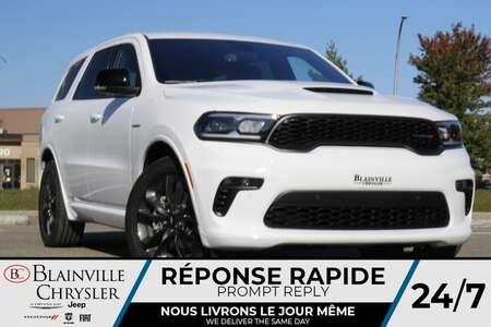 2021 Dodge Durango R/T AWD * 6 PASSAGERS * ENS. BLACKTOP * for Sale  - BC-21813  - Blainville Chrysler