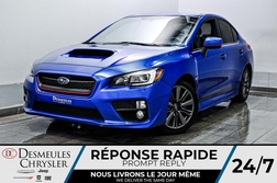 2015 Subaru WRX Limited * CAM RECUL * SIEGES CHAUFFANTS * CRUISE  - DC-S2334  - Blainville Chrysler