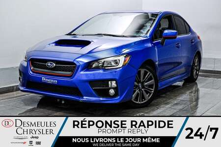 2015 Subaru WRX Limited * CAM RECUL * SIEGES CHAUFFANTS * CRUISE for Sale  - DC-S2334  - Blainville Chrysler