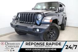 2019 Jeep Wrangler Sport 4X4 * UCONNECT * CAMERA DE RECUL * CRUISE *  - DC-R2735  - Blainville Chrysler