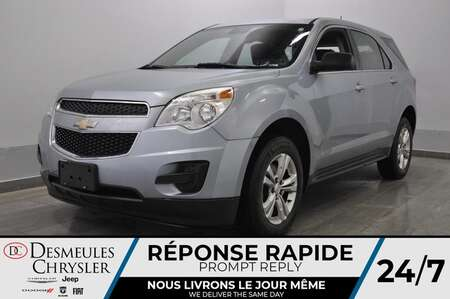 2014 Chevrolet Equinox LS * BLUETOOTH * CRUISE * ECO for Sale  - DC-C2279  - Desmeules Chrysler
