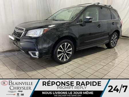 2017 Subaru Forester XT * GPS * TOIT * CRUISE ADAPTATIF * CUIR * for Sale  - BC-P1956  - Blainville Chrysler