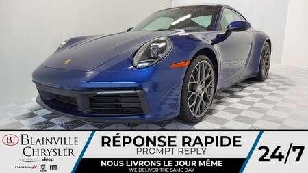 2020 Porsche 911 * TURBO * APPLE CARPLAY * GPS * CUIR * INTÉGRALE* for Sale  - BC-P2504  - Blainville Chrysler