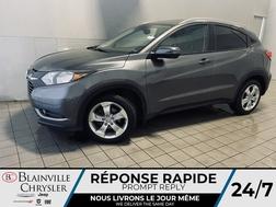 2016 Honda HR-V EX-L w/Navi * AWD * CAMERA DE RECUL * CRUISE *  - BC-21550A  - Blainville Chrysler