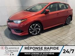 2017 Toyota Corolla iM * MANUEL * COMMANDE VOCAL * AIR CLIM *  - BC-S2202  - Blainville Chrysler