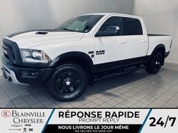 2017 Ram 1500 Rebel Crew Cab * CAMERA DE RECUL * CRUISE * WOW! *  - BC-21526A  - Blainville Chrysler