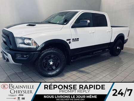 2017 Ram 1500 Rebel Crew Cab * CAMERA DE RECUL * CRUISE * WOW! * for Sale  - BC-21526A  - Blainville Chrysler