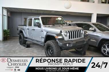 2020 Jeep Gladiator SPOR
