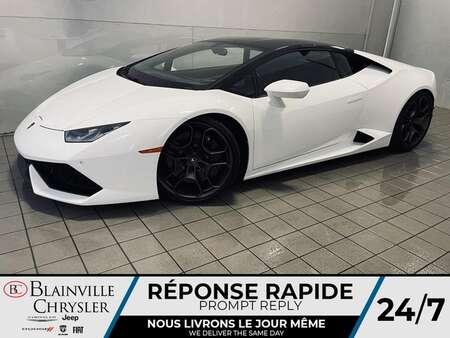 2015 Lamborghini Huracan *SUPER LAMBORGHINI * VENEZ VOIR * for Sale  - BC-S2224  - Desmeules Chrysler