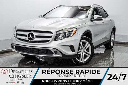 2017 Mercedes-Benz GLA GLA 250* CAM RECUL * SIEGES CHAUFFANTS * TOIT PANO for Sale  - DC-U2408  - Blainville Chrysler
