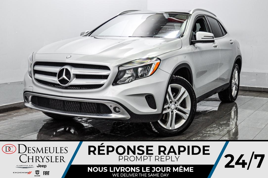 2017 Mercedes-Benz GLA  - Blainville Chrysler