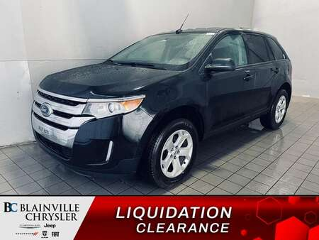 2014 Ford Edge SEL * AWD * CRUISE *  SIEGES CHAUFFANTS * for Sale  - BC-21030A  - Blainville Chrysler