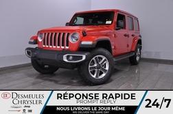 2020 Jeep Wrangler Sahara +TURBO + UCONNECT + BANCS CHAUFF *153$/SEM  - DC-20224  - Desmeules Chrysler