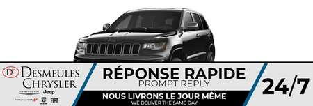 2021 Jeep Grand Cherokee 80th Anniversary * UCONNECT 8.4 PO * for Sale  - DC-C820705  - Blainville Chrysler