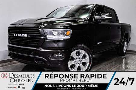 2020 Ram 1500 Big Horn + BANCS CHAUFF + BLUETOOTH *161$/SEM for Sale  - DC-20218  - Desmeules Chrysler