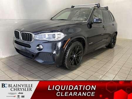 2018 BMW X5 xDrive35d * TOIT * PANO * GPS * APPLE CARPLAY * for Sale  - BC-P2059  - Desmeules Chrysler
