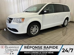 2017 Dodge Grand Caravan SXT * ÉCO MODE * CLIM TRI-ZONE * BLUETOOTH *  - BC-70793  - Desmeules Chrysler