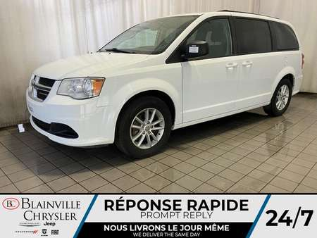 2017 Dodge Grand Caravan SXT * ÉCO MODE * CLIM TRI-ZONE * BLUETOOTH * for Sale  - BC-70793  - Blainville Chrysler