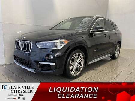 2016 BMW X1 xDrive28i AWD * CAM RECUL * SIEGES CHAUFFANTS * for Sale  - BC-D1937A  - Blainville Chrysler