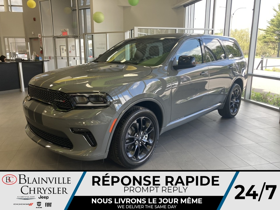 2021 Dodge Durango  - Blainville Chrysler