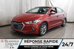 2018 Hyundai Elantra SIÈGES ET VOLANT CHAUFFANTS * CAM RECUL *  - BC-M1881  - Blainville Chrysler