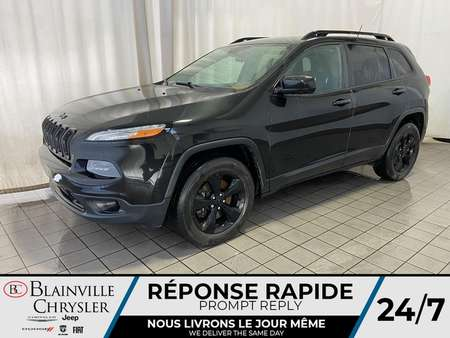 2015 Jeep Cherokee North * 4X4 * CAMERA RECUL * BLUETOOTH * for Sale  - BC-20239A  - Desmeules Chrysler