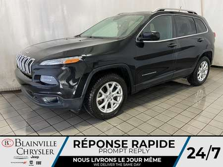 2015 Jeep Cherokee NORTH * 4X4 * CAM RECUL * BLUETOOTH  * for Sale  - BC-20249A  - Desmeules Chrysler